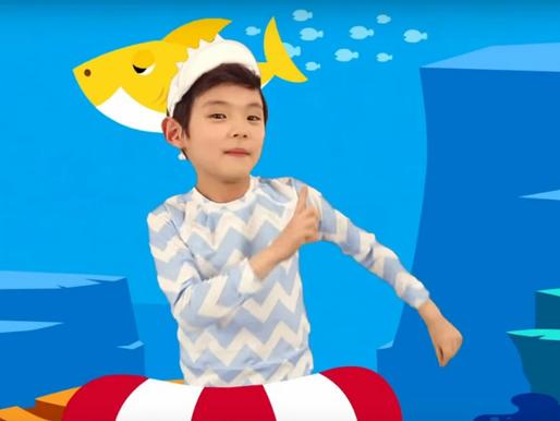 """""""Baby Shark"""" se convierte en el video más visto"""