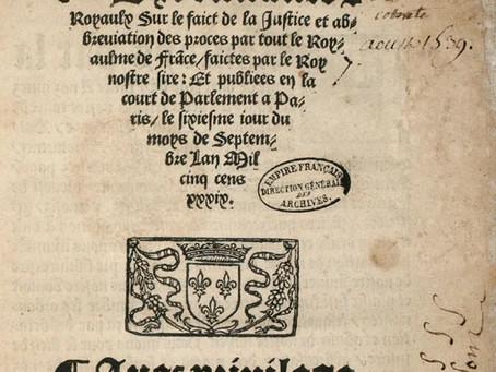 La langue française, une histoire politique