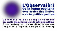 logo observatori de la lenga occitana pe