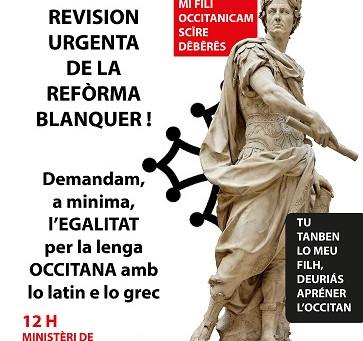 Crida per la mobilizacion a París