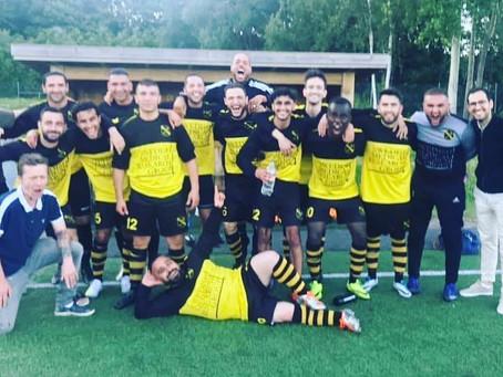 P&M Sales gratulerar FC Tynnered till sin serieseger