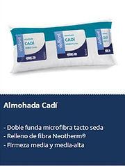 Textil Sánchez Barcelona Almohas Velfont Cadí