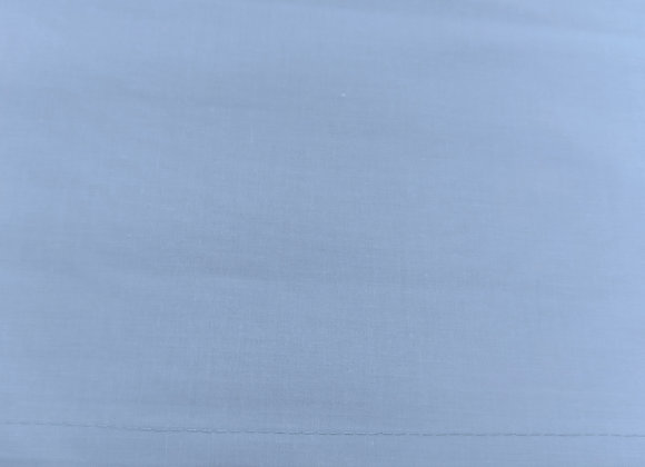 Juego Sábanas Lisa Azul- 3 piezas - Cama 80