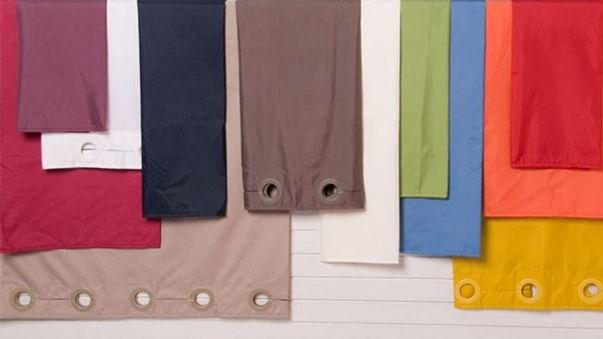 Cortinas de Baño Lisas y Estampadas Textil Sánchez