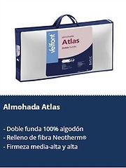 Textil Sánchez Barcelona Almohadas Velfont Atlas