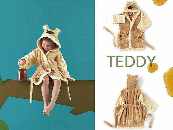 Textil Sanchez_Albornoz Infantil Teddy.j