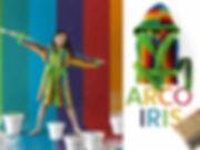 Textil Sanchez_Albornoz Infantil Arco Ir