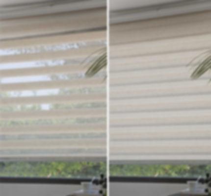 Cortinas noche y día - www.textilsanchez.com