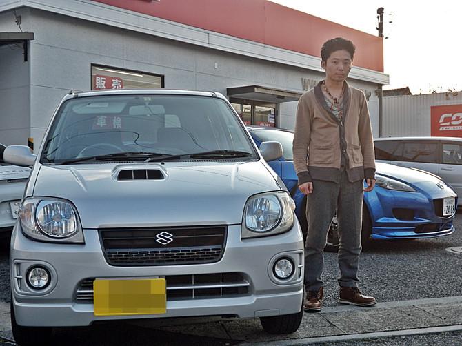 Y様Kei納車!