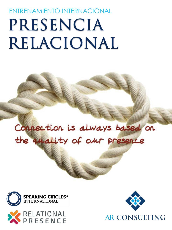 Entrenamiento: Presencia Relacional