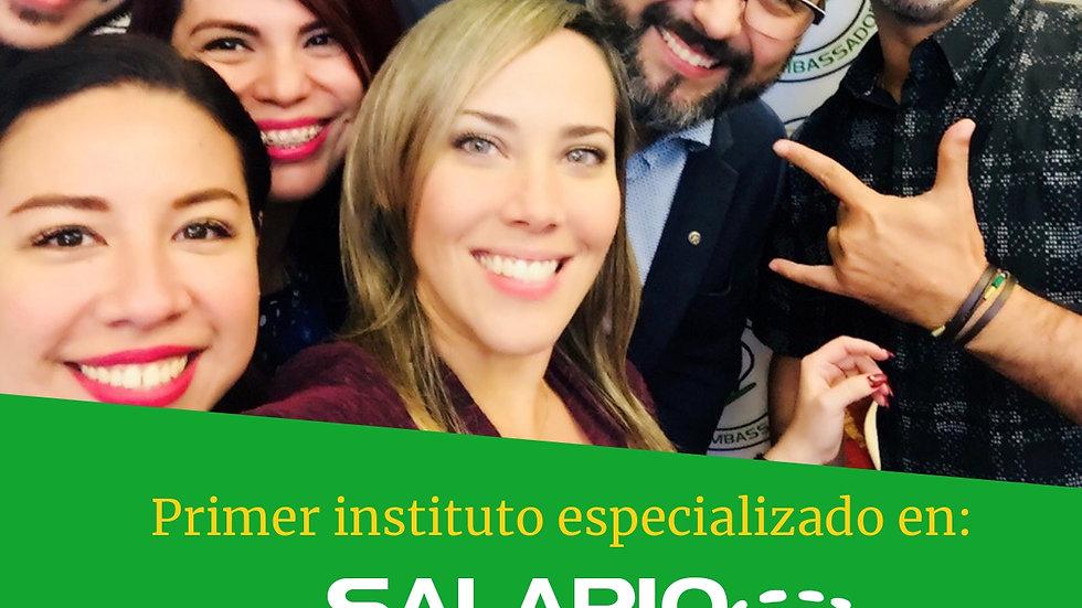 Certificación Internacional Embajador del Salario Emocional
