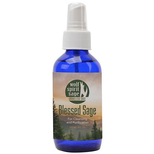 Blessed Sage Spray