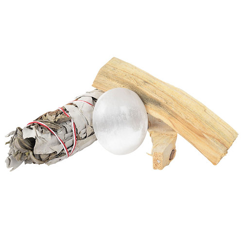 MEDITATION SMUDGE KIT