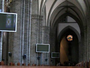 Digital Signage Lietuvos bažnyčiose