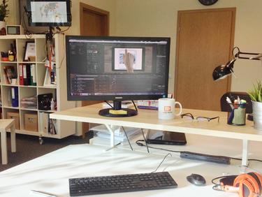 Kaip sukurti įtaigų digital signage klipą?