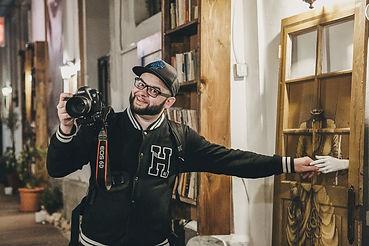 Фотограф,видеограф