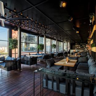 fotografie de interior. Restaurant Osho