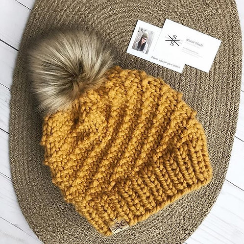 Helix Beanie - Made to Order