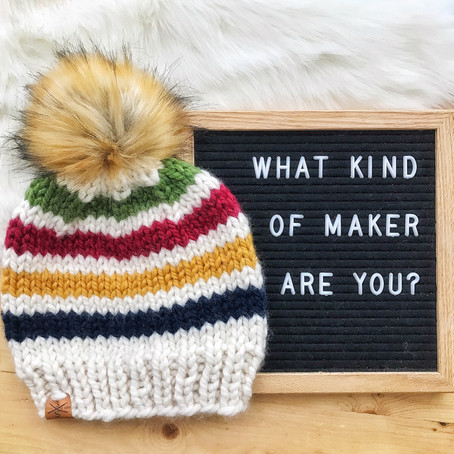 What Kind of Maker are You?