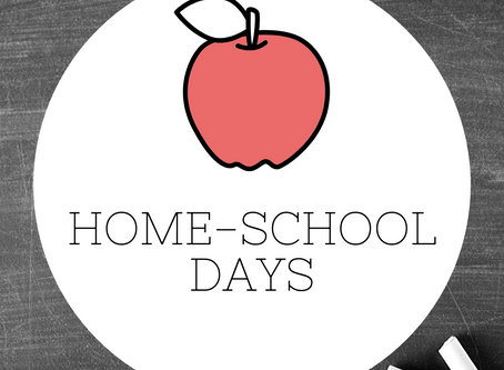 Omg! The Best Homeschool Days Ever!