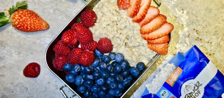 6 Gründe, warum sich ein warmes, gekochtes Frühstück für dich und deine Gesundheit auszahlt ♡