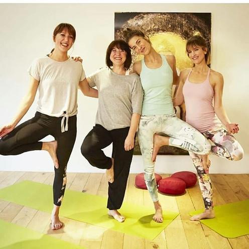 Klosterfrau - Yoga Auszeit - Entspannt und in Balance