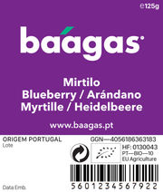 mirtilo blueberry arandano myrtlle heidebeere portugal biologico bio