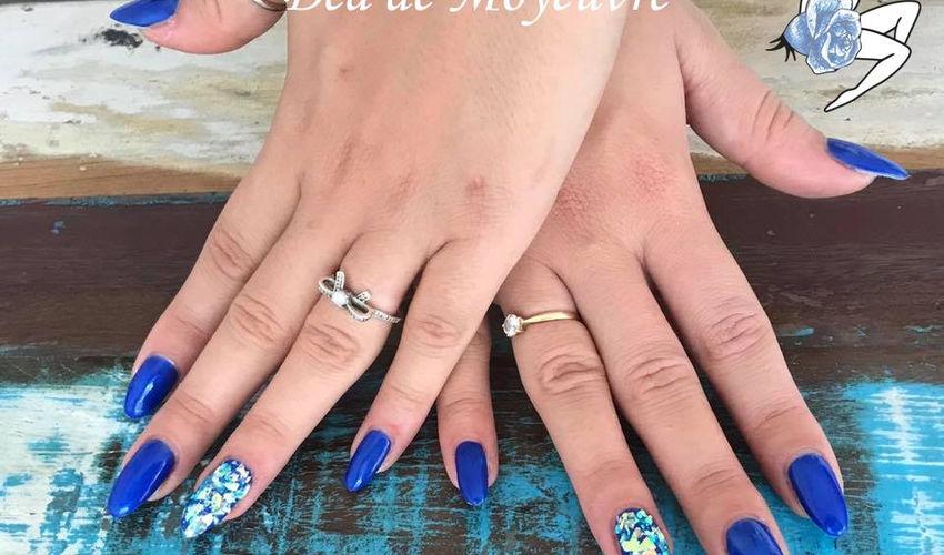 Manicure Estetica e Curativa con Semipermanente