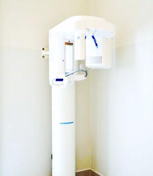 панорамный рентгенологический снимок зубов