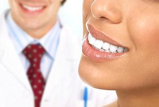 чистые и здоровые зубы