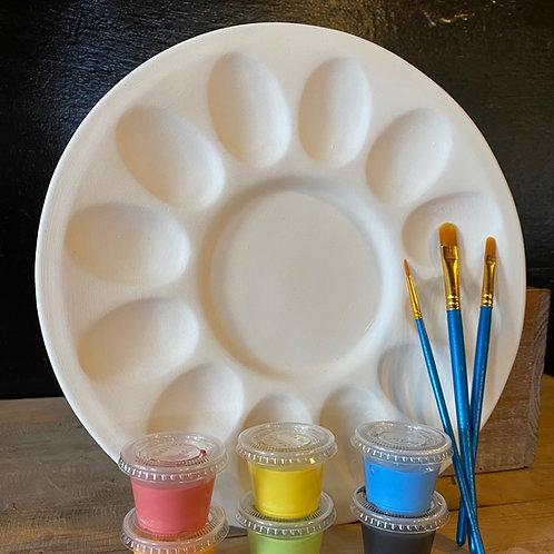 Ceramic Egg Tray - Kiln Fire