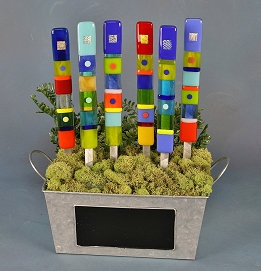 Pot Stickers Garden Stakes - Sold Individually