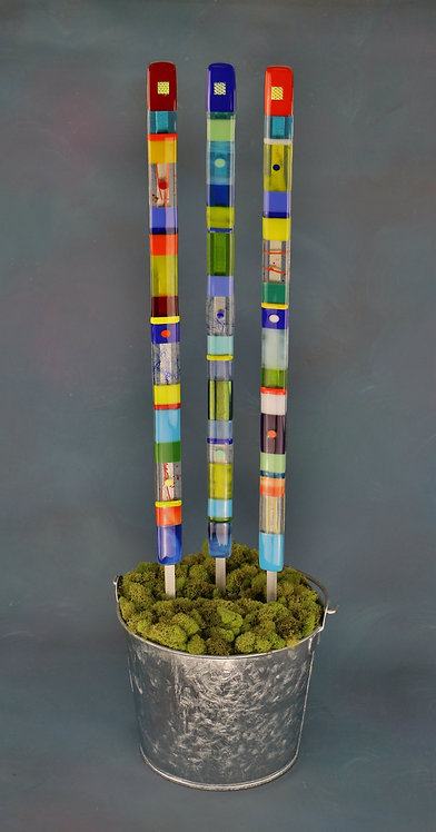 Garden Stakes - Sold Individually