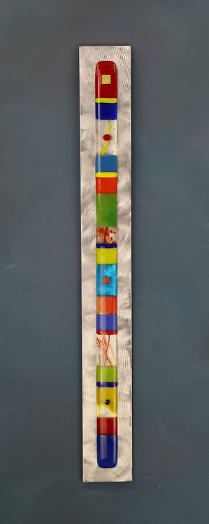 "Wall Totem 3""x26"" - Spectrum"