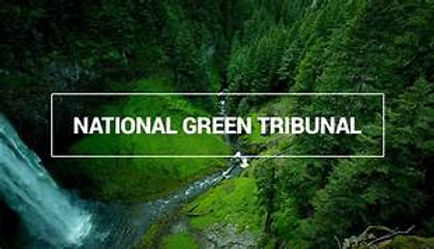 EVOLVEMENT OF THE NATIONAL GREEN TRIBUNAL