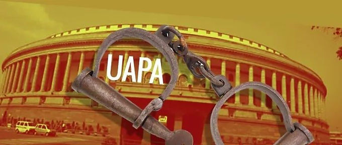 THE UAPA ACT: ANALYTICAL DELINEATION