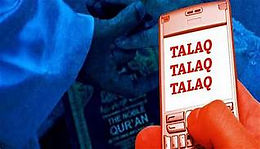 """TRIPLE TALAQ BANNED, """"HISTORIC JUSTICE DAY, 30 JULY 2019"""""""