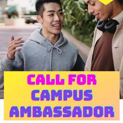 Call For Campus Ambassador at Lawtsapp