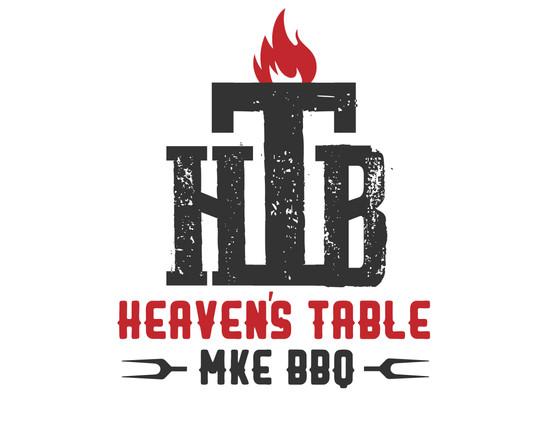 Heaven's Table BBQ Logo