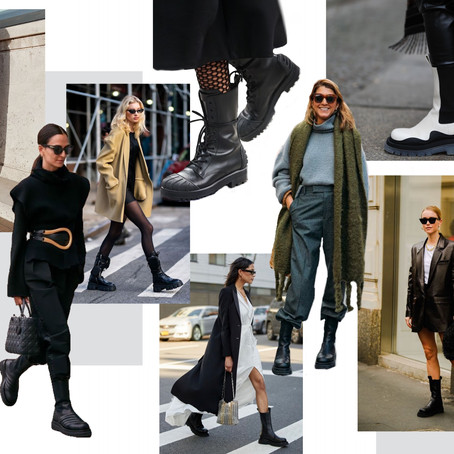 TREND 2 TRY: CHUNKY BOOTS