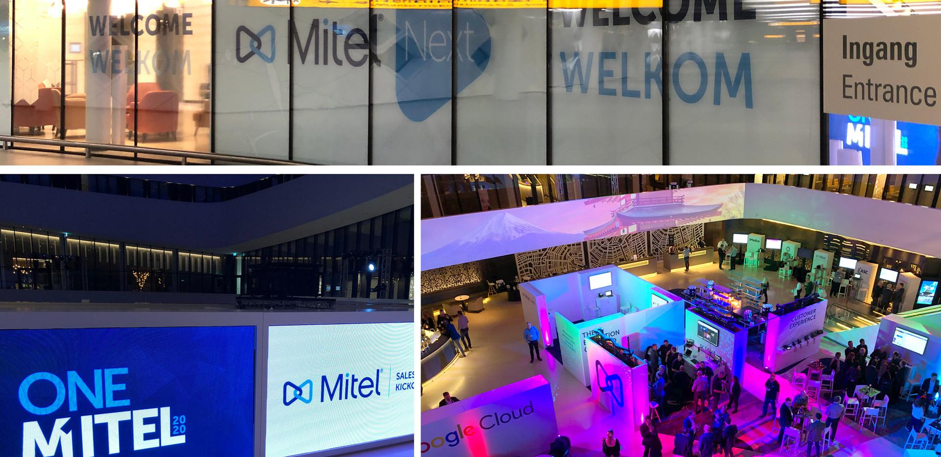 Amsterdam - Partner Conference Branding