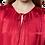 Thumbnail: Moire Satin Long Sleeve Dress