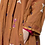 Thumbnail: Kilim Embroidered Linen Coat