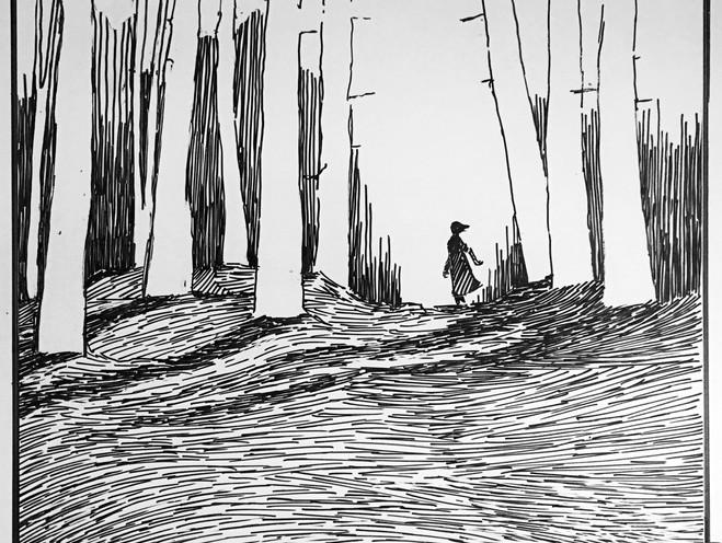 Oh, bosque