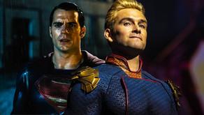 """Homelander de """"The Boys"""" vs Superman: ¿Quién ganaría?"""