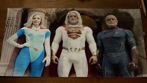 Jupiter's Legacy: Netflix presenta un primer vistazo al elenco de superhéroes