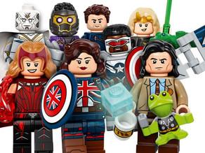 What if...? De LEGO Minifigs revelan a los héroes reinventados de MCU