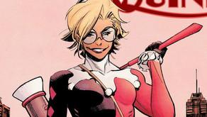 Harley Quinn busca un nuevo tipo de Joker en 'White Knight'