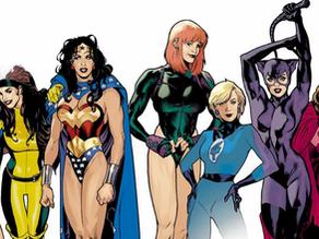 Las mejores superheroínas de todos los tiempos