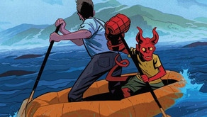 Dark Horse anuncia al joven Hellboy: The Hidden Land